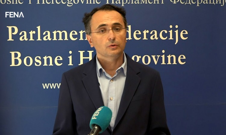Musa: Seven percent of population in FBiH fully vaccinated