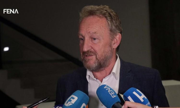 Izetbegović: Schmidt is a politician with vast experience