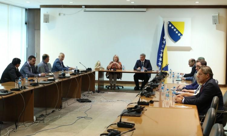 Zvizdić: Session of BiH PA House of Representatives in mid-September
