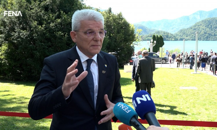 Džaferović: Those who do not respect BiH institutions should not be part of them