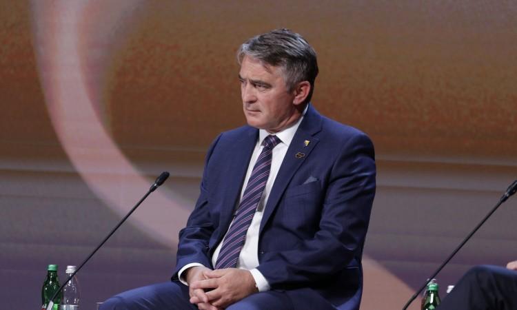 Komšić: Western Balkans should not be left aside