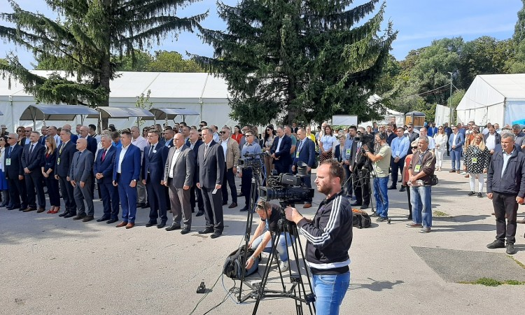 The 18th Fair 'EKOBIS 2021' opens, with more than 200 exhibitors