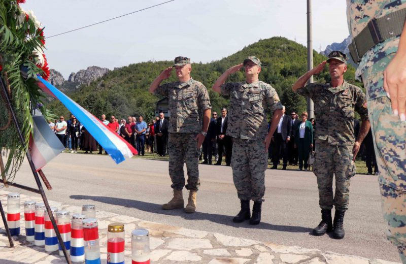 The 28th anniversary of crimes against Croat civilians marked in Grabovica