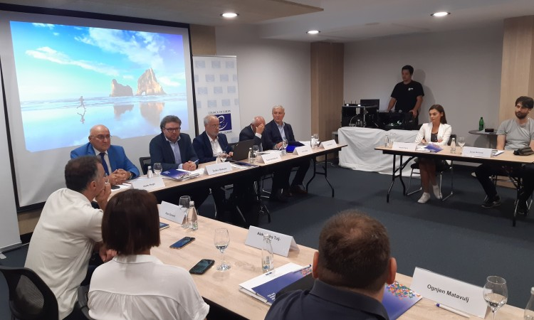 A seminar on media coverage of the election process in BiH held in Neum