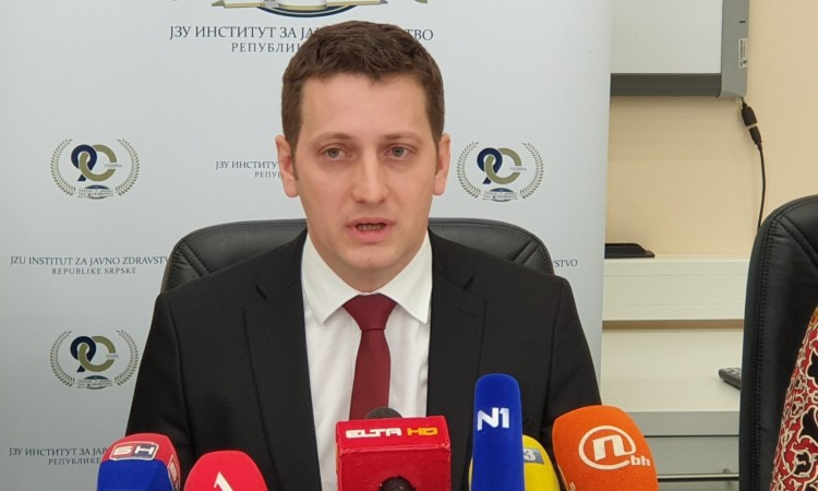 Director of RS Public Health Institute Zeljković ordered into one-month custody