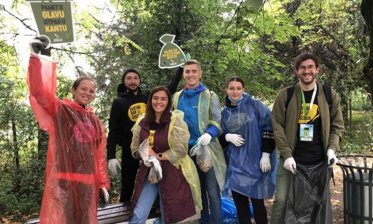 More than 2,000 volunteers take part in World Cleanup Day in BiH