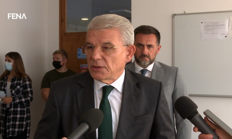 Džaferović: Constitutional Court has made the only possible and logical decision