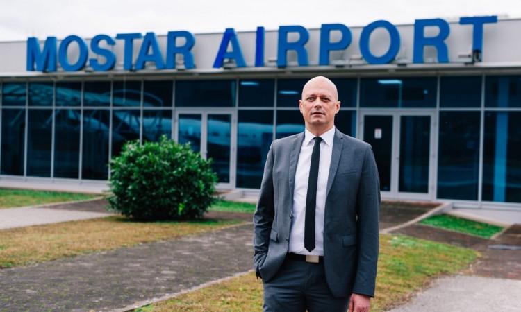 Ljubić: Return of 'tourist' flights and establishment of cargo traffic