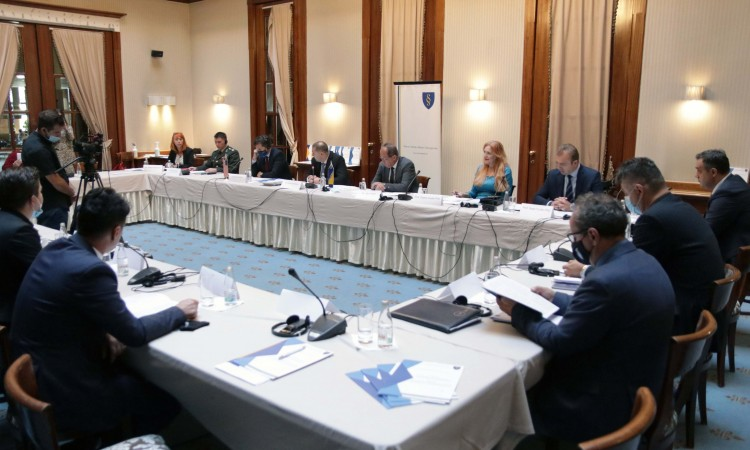 Document on the perseverance of BiH's path towards NATO integration presented