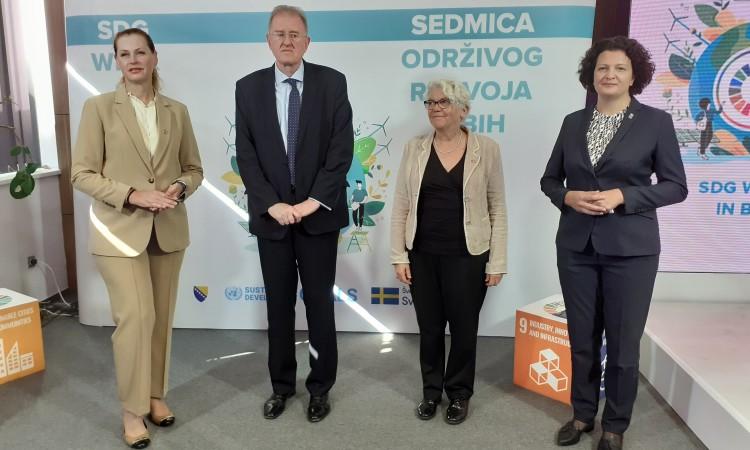 Marking of Sustainable Development Week in BiH begins today