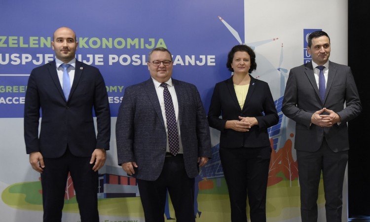 BiH entrepreneurs point out that green economy is a chance for domestic economy