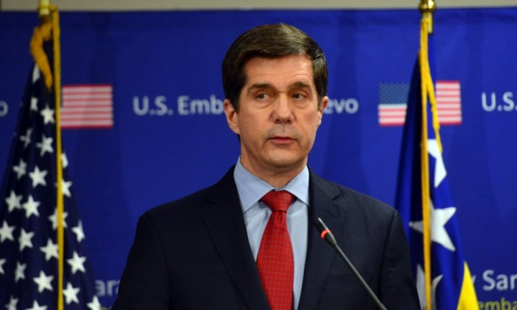 US Embassy – Corrupt individuals must be held accountable