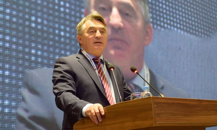 Komšić: The institutions must be in the function of building a civic state