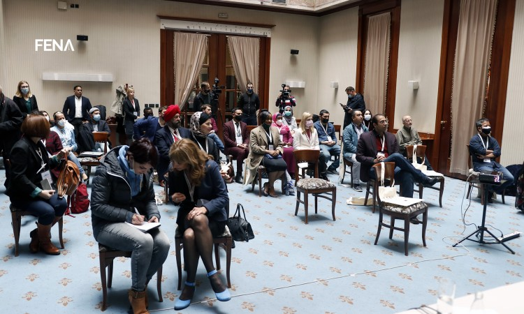 'Global Exchange on Religion in Society' project participants arrive in Sarajevo