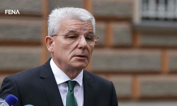 Džaferović: Dodik is doing a futile job that leads us to destabilization