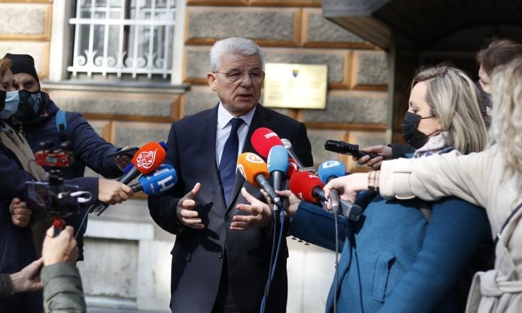 Džaferović: I expect a more serious reaction from the international community