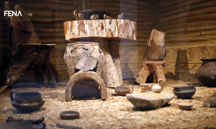 Permanent exhibition 'BiH in Prehistory' opens at the National Museum