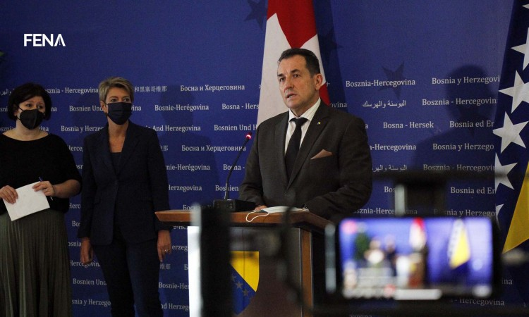 Cikotić-Keller-Sutter: We need to step up with efforts in migration management