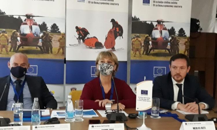 BiH ready for full membership in the EU Civil Protection Mechanism