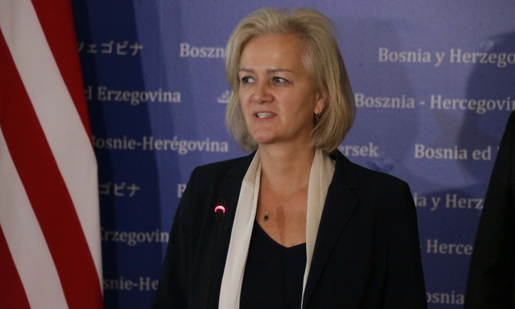 Eichhorst urges to resume dialogue, find solution to the political crisis in BiH