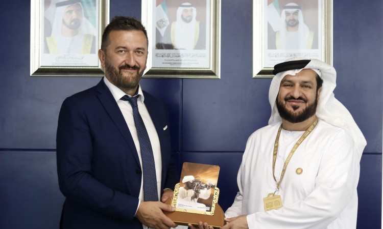 FENA establishes cooperation with Emirates News Agency WAM