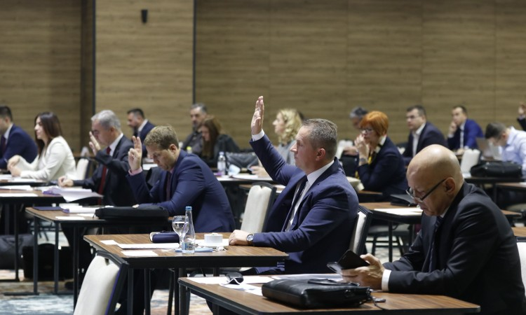 HoR of FBiH Parliaments requests the HR to exercise the Bonn powers